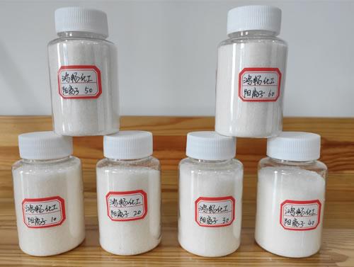 梁山阳离子聚丙烯酰胺